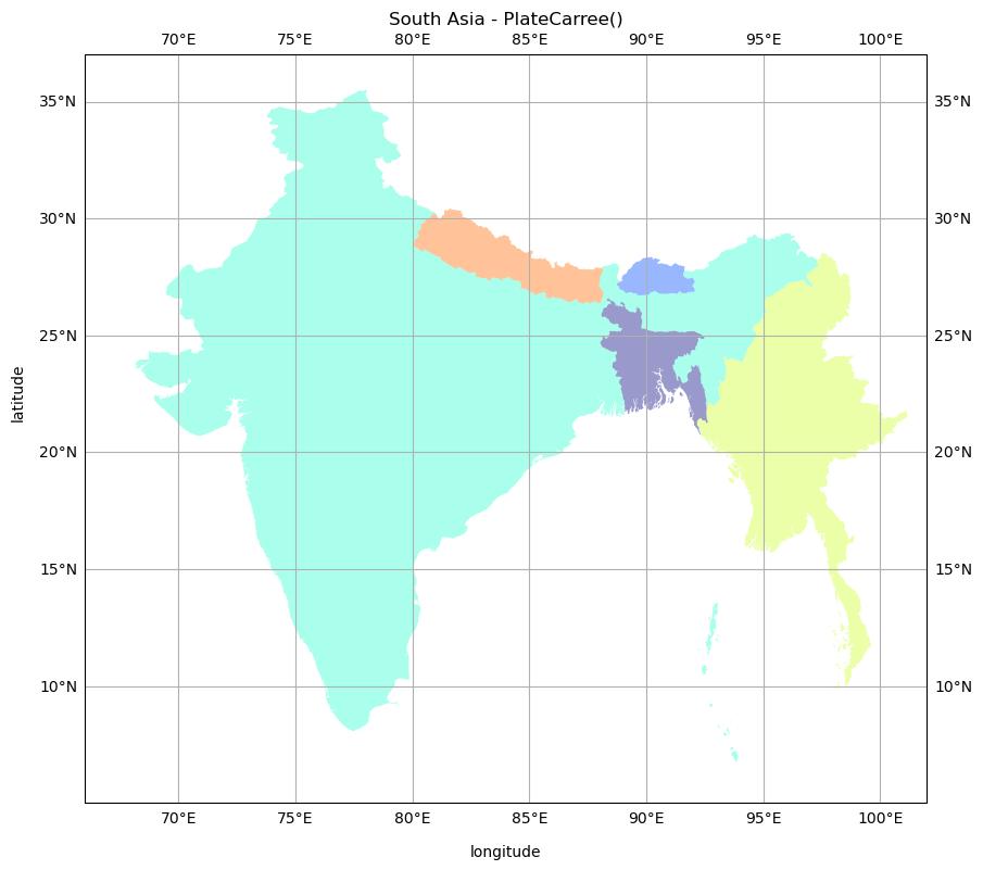Plot additional geodata — wradlib